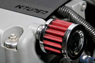филтър картерни газове външен