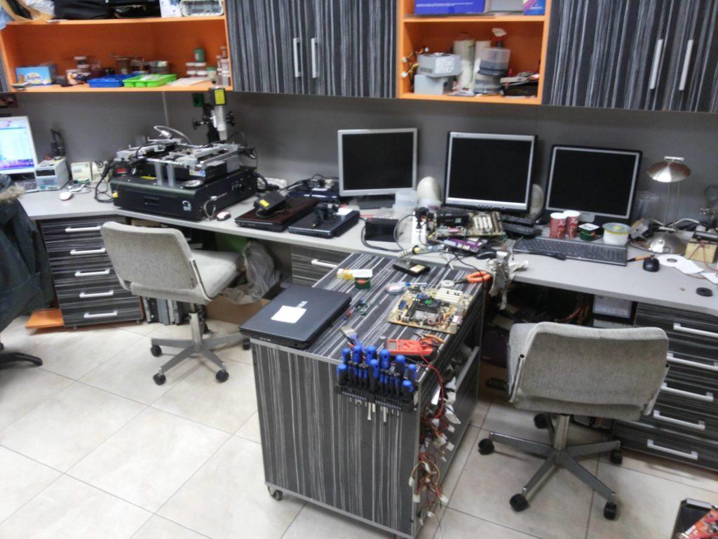 Йоникс – Сервиз работилница